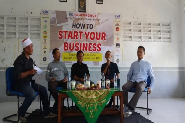 KopDar Pengusaha Sukses Berkah with Sukses Berkah Community (SBC) #Chapter Gresik